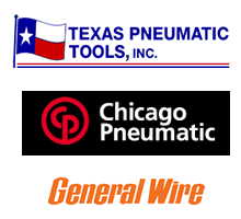Texan Pneumatic Tools, Chicago Pneumatic, General Wire
