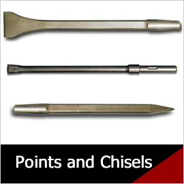 Points and Chisels
